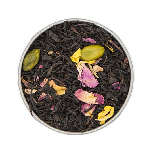 Thé Noir Parfumé