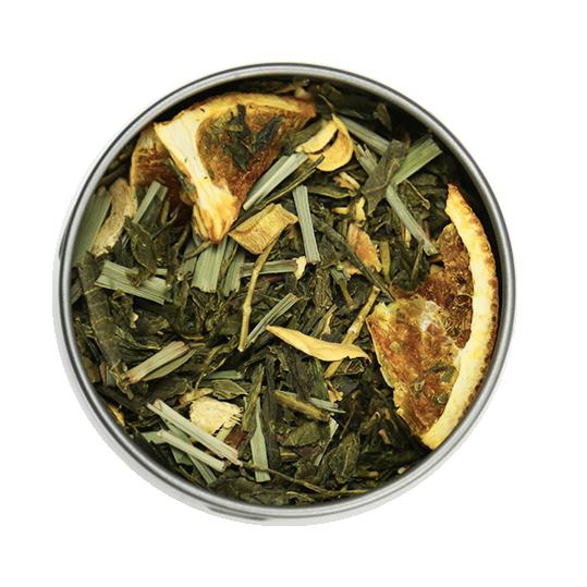Thé Vert Parfumé
